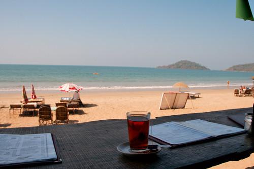 Breakfast view at Palolem beach | by Christian Haugen