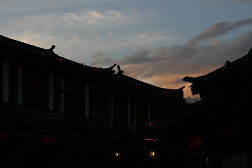 First evening in Lijiang | by countries in colors