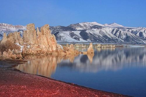 Mono Lake South Tufas before Dawn [4776] *Explored*   by Steven Christenson