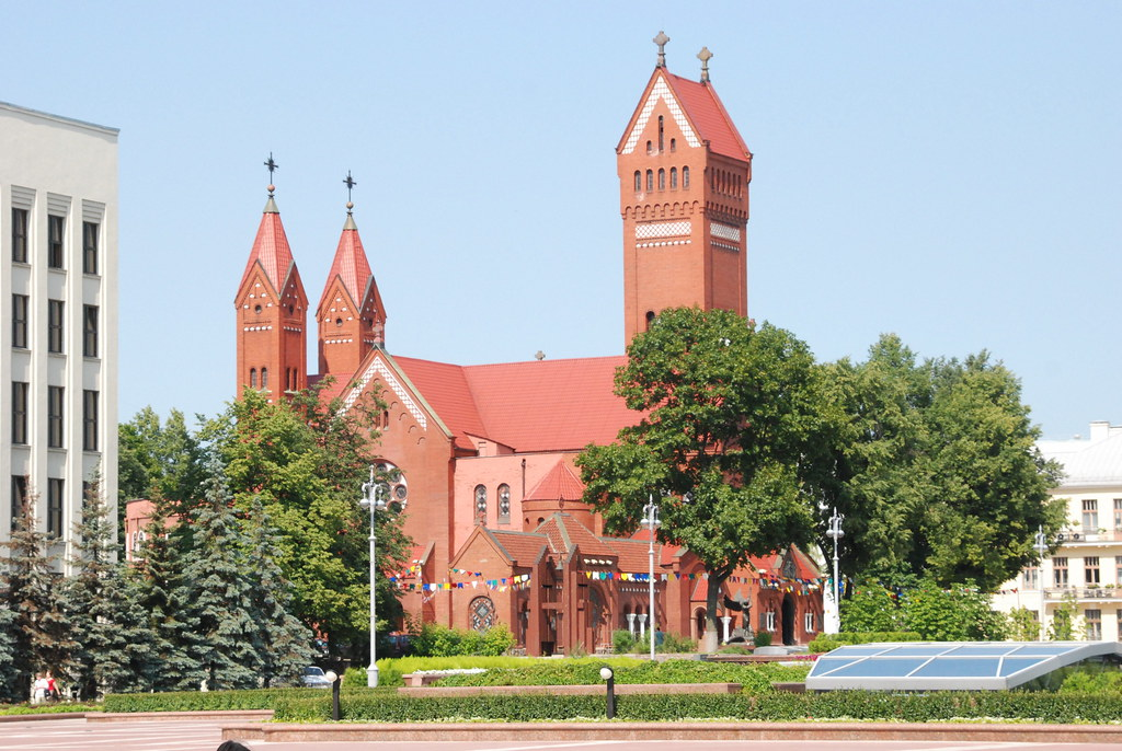 St Simeon ans St Helen Roman Catholic Church (the Red Church)