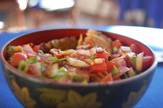 octopus salad | by stu_spivack