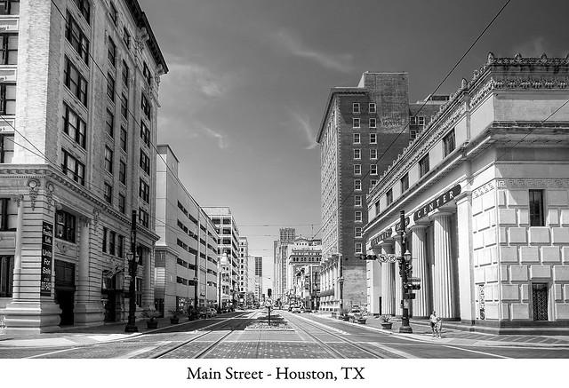 Main Street - Houston, TX