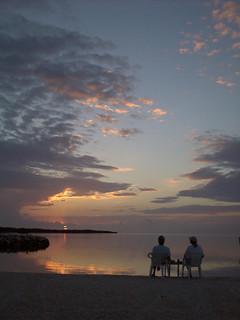 Sunset @ Key Largo