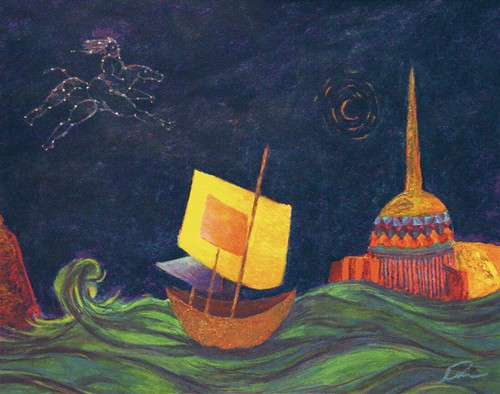 Vasilisa & the Golden Ship | by David_Derr
