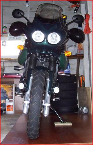 2005 Triumph Tiger 955i Fog Lights Installed John Flickr