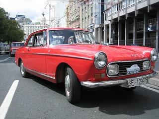 1968 Peugeot 404 Coupé Pininfarina | by carlossg