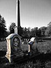 Oakwood Cemetery - Troy, NY - 05 by sebastien.barre