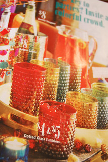 dotted tumblers | by swelldesigner