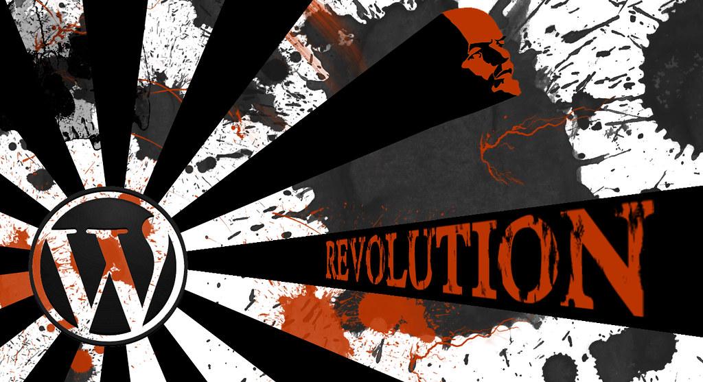 wordpress revolution | lenin's head taken from Felipe Skrosk… | Flickr