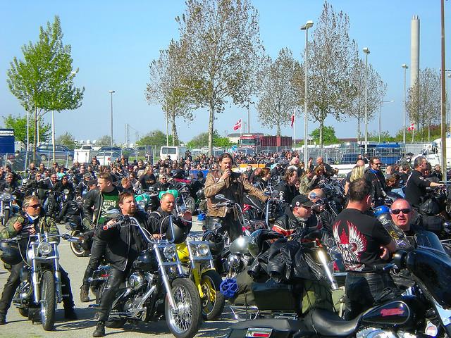 Harley Davidson Superrally 2008