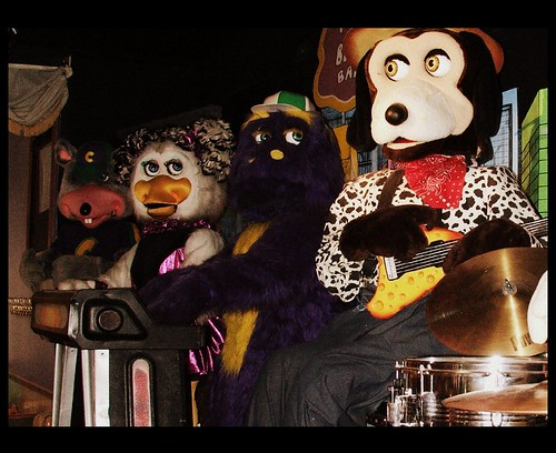 Creepy ass Chuck e Band | by downing.amanda