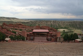 Red Rocks Amphitheatre | by Bevis Chin