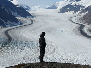 Salmon Glacier , Hyder | by elmundoenbici .com