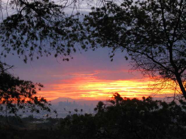 Last October 2008 Sunrise