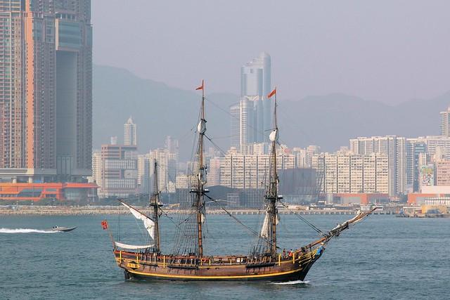 Hong Kong - The Bounty