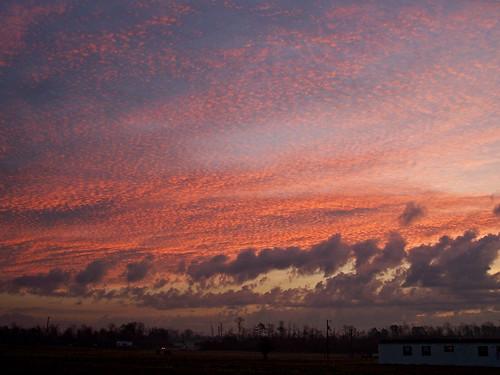 morning sky sun sunrise landscape dawn northcarolina daybreak morningsky firstlight kenansville tadsunrise sunrisedaily