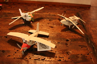 Medium Champali Planes FIT0026 (Individual) | by uniqueco.designs (flipflopiwas)