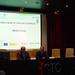 Lun, 12/05/2008 - 18:52 - Presentación del curso de creación de empresas on-line  Presentación del curso de creación de empresas on-line con la presencia de 22 emprendedores procedentes de toda Galicia. En la foto, el director del Área de Pymes de la EOI, Jesús Santa-Olalla (i), y el director xeral de I+D+I de la Xunta de Galicia, Salustiano Mato (d). 12/05/08.