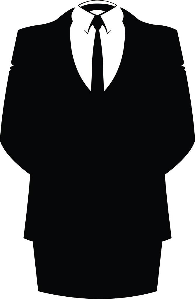 Anonymous Suit Logo | Download | eps, pdf, ai, png ...