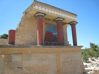 knossos of the minoan empire | by spiffystephy