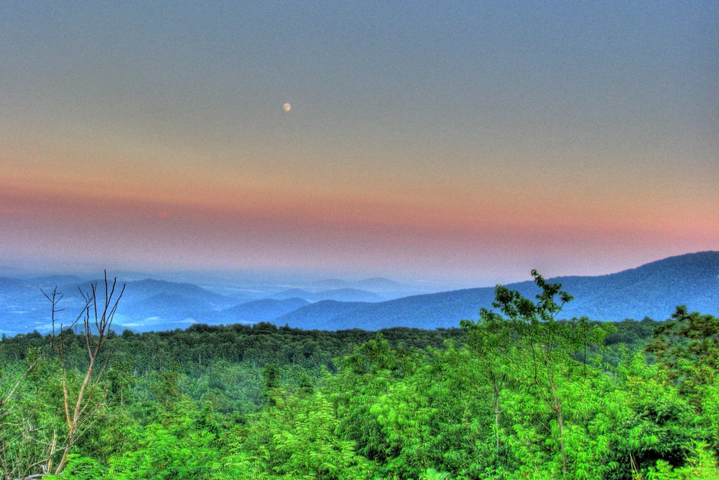 Photography Guide to Shenandoah National Park Central