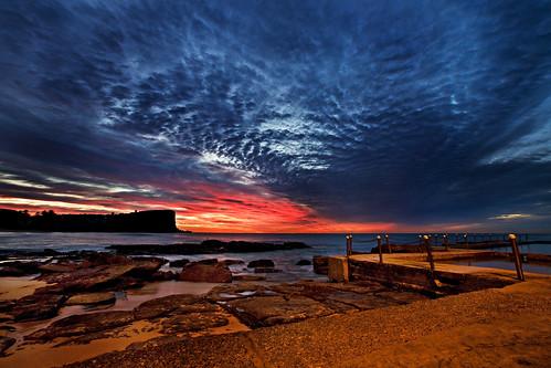 Majestic Avalon Sunrise