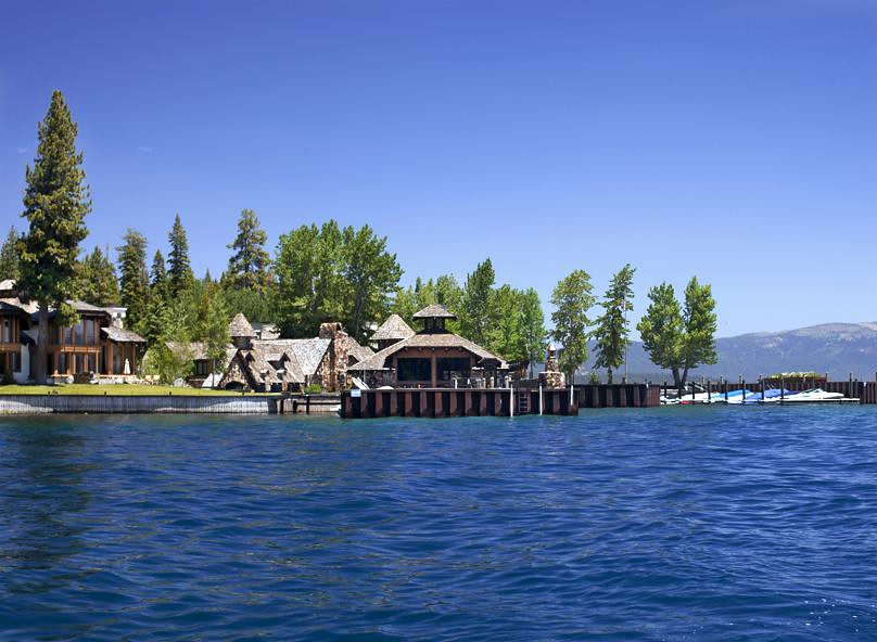 Kaiser Estate Lake Tahoe Map Google on