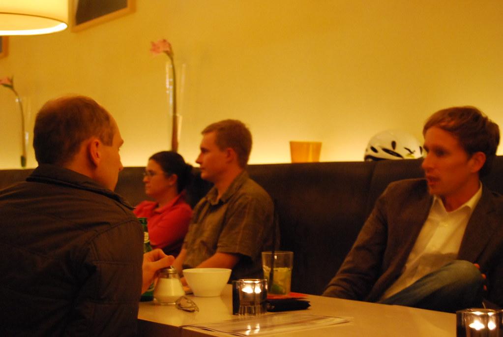 SEO-Stammtisch in Leipzig