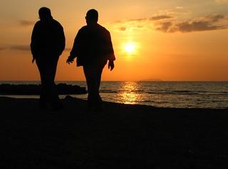 L'età del tramonto | by Conanil