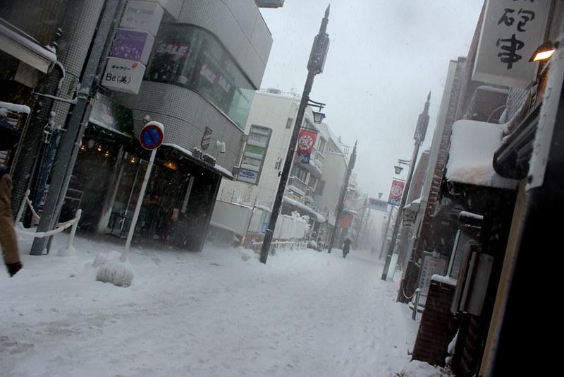 雪の鎌倉_42