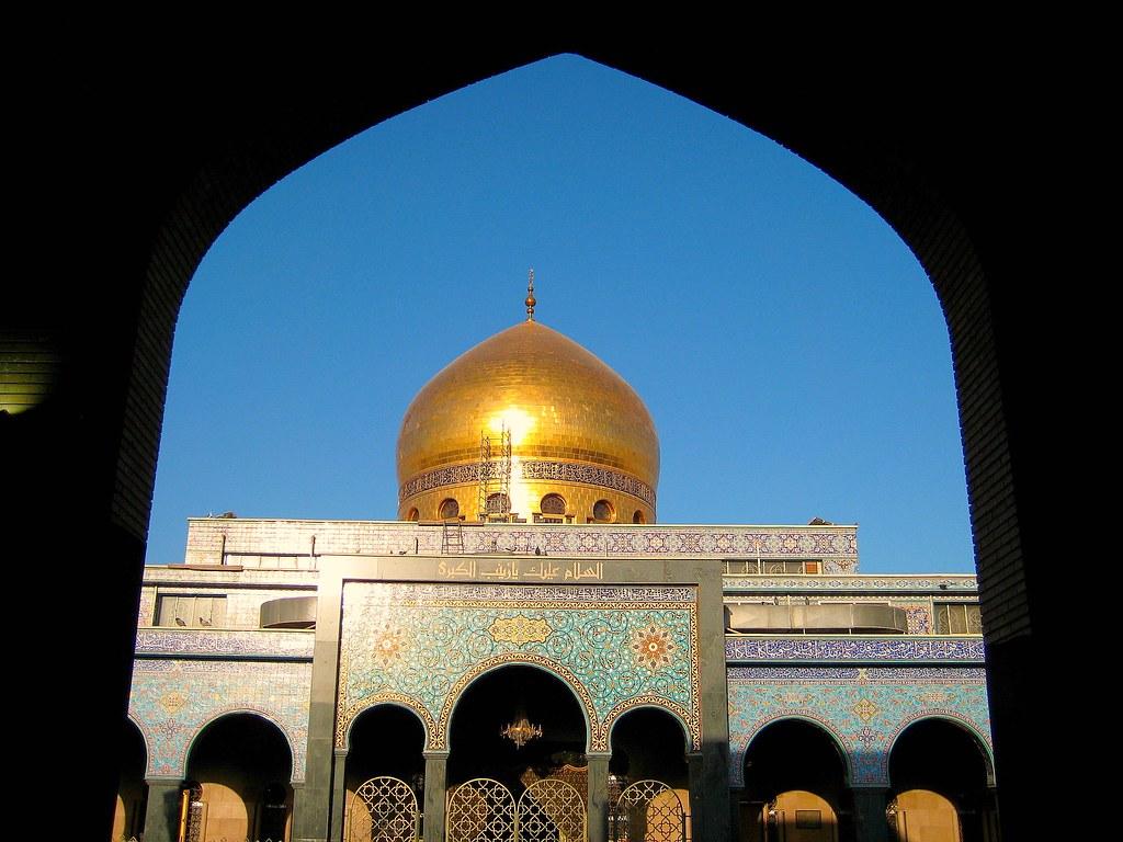 Image result for zaynab shrine damascus