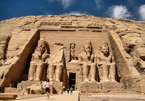 Abu Simbel Main Temple | by Francisco Anzola