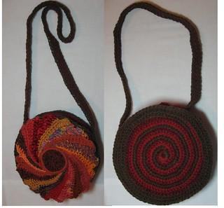 Crocheted Bag | by altobarb