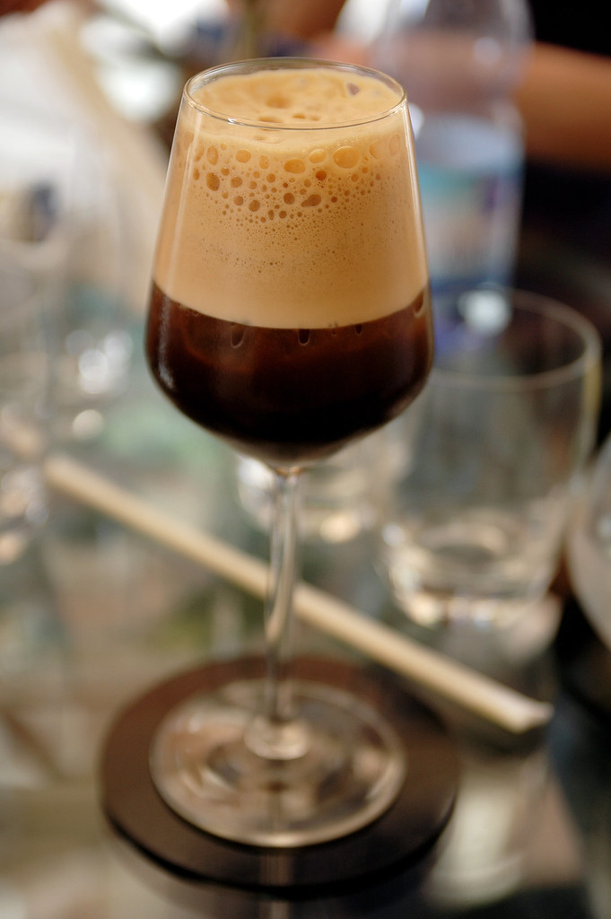 Caff 232 Shakerato One Of My Favorite Drinks To Have In The