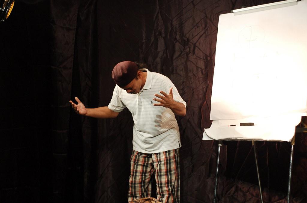 Teater Monodrama 'Jual Ubat' - Khalid Salleh #23