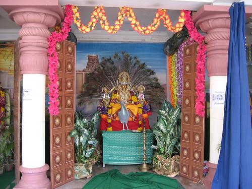 Singapore Hindu temple 2