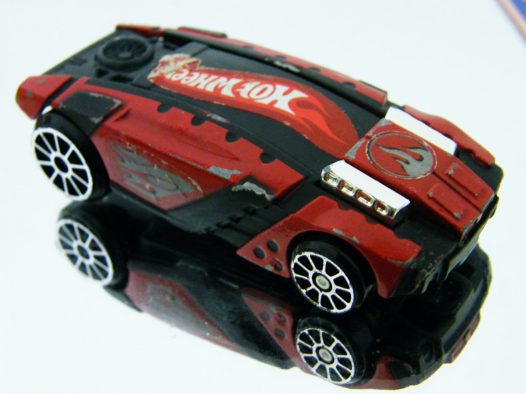 Hot Wheels - Happy Meal toys