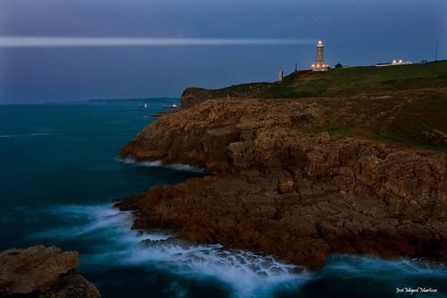 Faro de Santander.