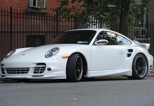 Techart Tuned Porsche 911 Turbo