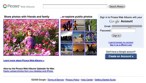 Picasa Web Albums: free photo sharing from Google | Chris