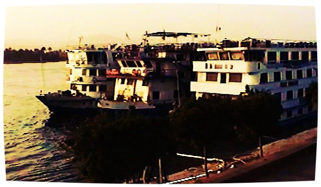 Nil-Schiffe - hier drei-reihig