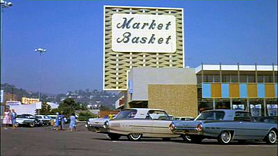 Market Basket - Studio City, California 1960's