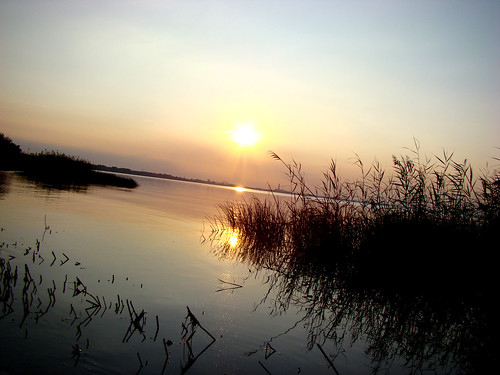 sunset greenbay thebay uwgb lambeaucottage