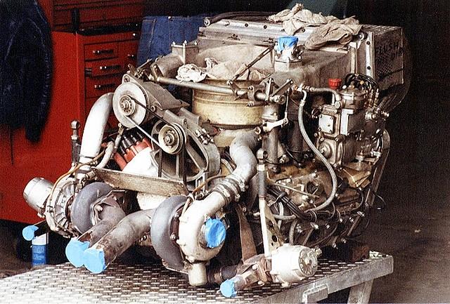 Porsche 935 twin turbo