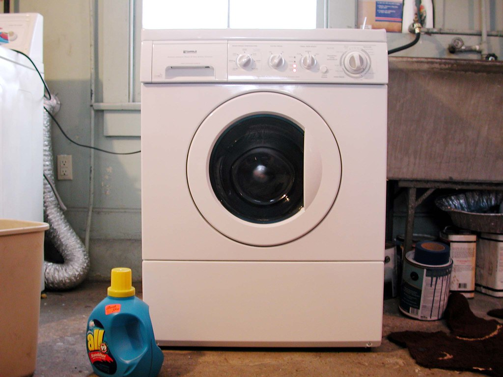 Clean The Mold From Front Load Washer