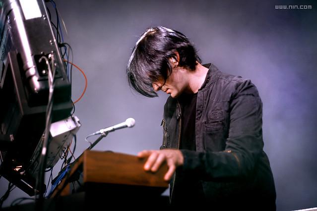 Nine Inch Nails Live @ Gwinnett Arena - Duluth, GA, 8.13.08