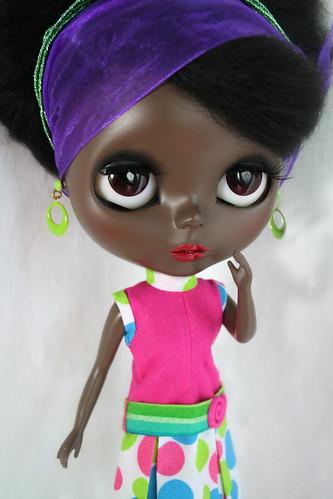 Shy Girl | Dressed by Miss Takes | erregiro | Flickr