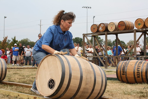 Barrel Rolling Contest | by RichardBowen
