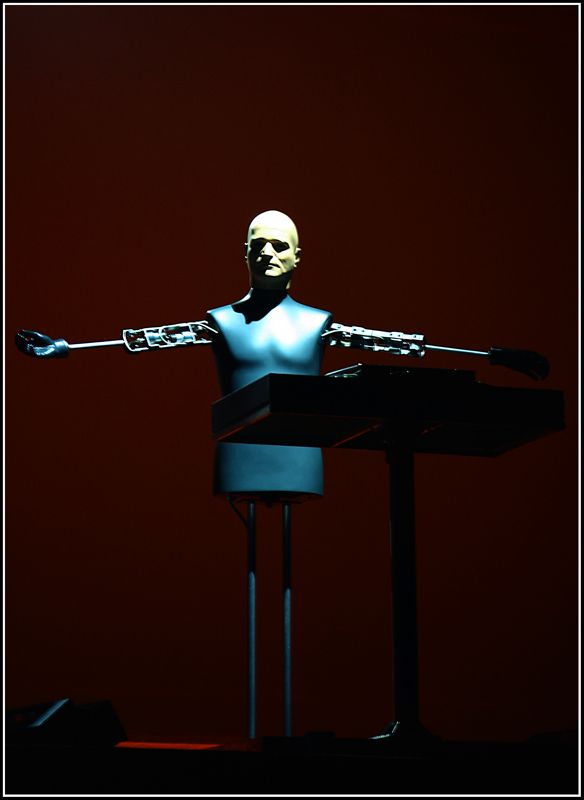 Florian Schneider Robot