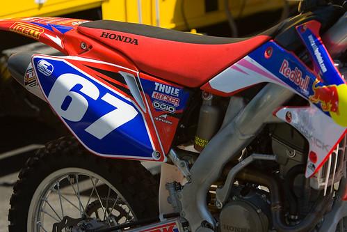 Ashley Fiolek bike